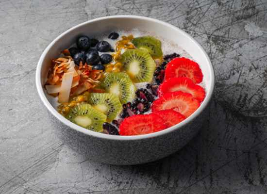 Breakfast- Pure Beauty Chia Pudding